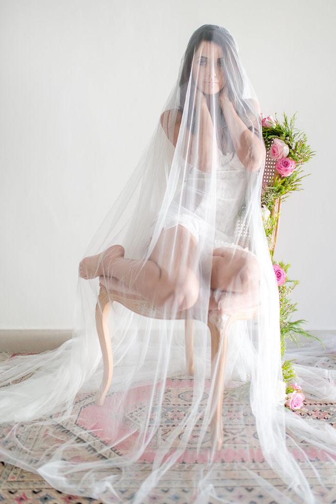 Love And Light Filled Boudoir Lightburst Photography