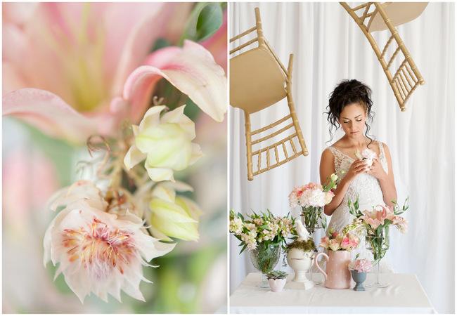 Blush Gold Whimsical Wedding (1)