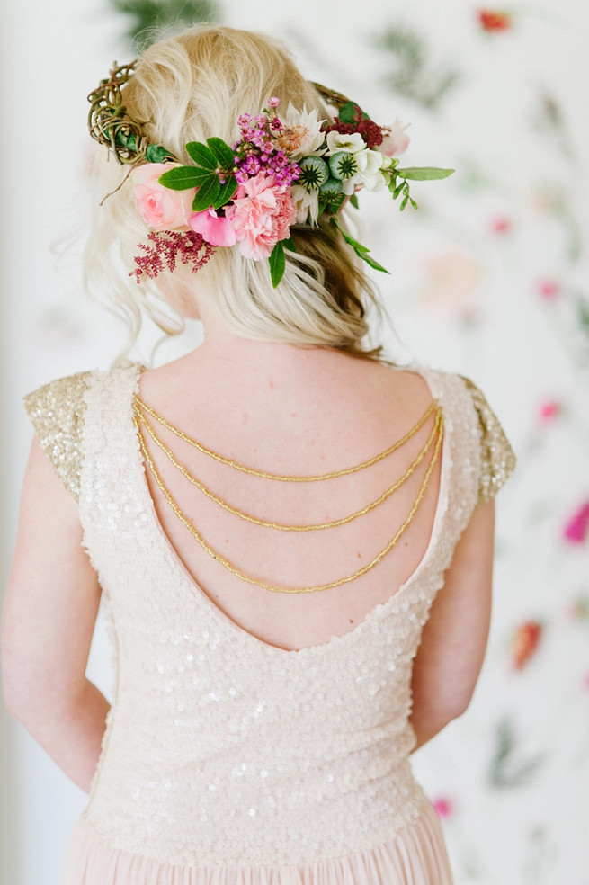 Soft Pink And Gold Wedding Dress Inspiration Debbie Lourens Photography,Classy African Dresses For Wedding Guests