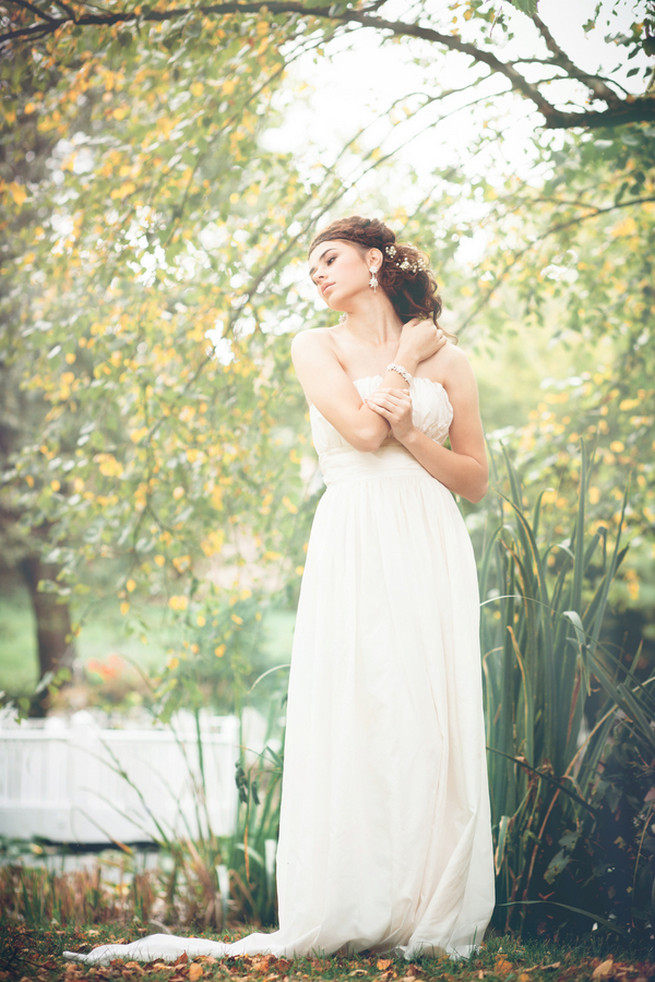 Celia grace wedding dress // Boho rope braid updo // Luxe Handcrafted Heirloom Wedding Jewelry by Edera Jewelry // La Candella Weddings Photography