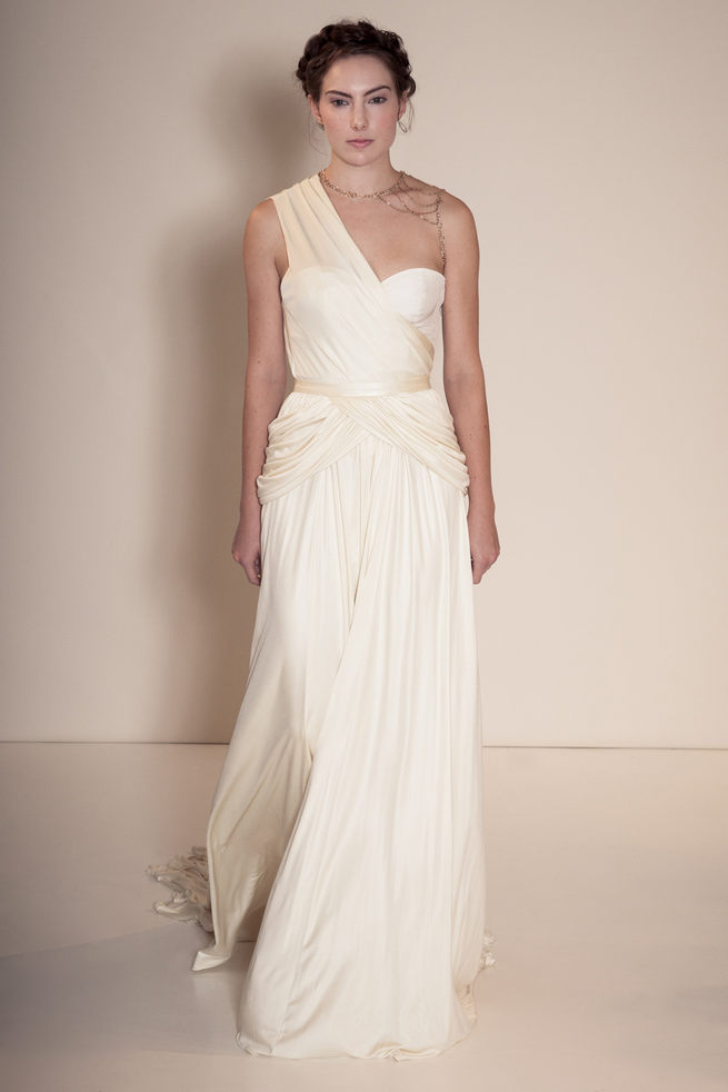Contemporary Bridal Design: Della Giovanna Wedding Dresses {Plus ...