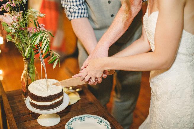Mint Navy DIY Farm Wedding (37)