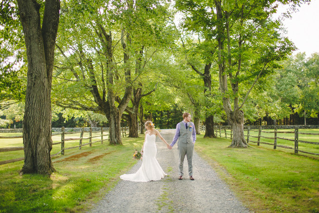 Mint Navy DIY Farm Wedding (45)