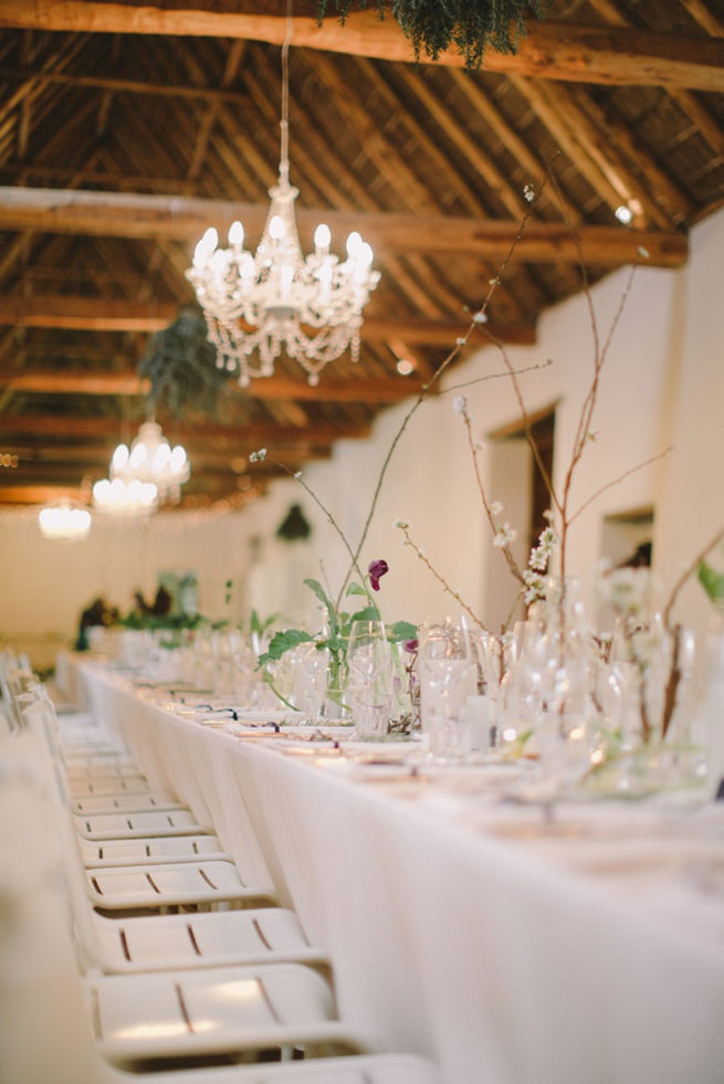 Gorgeous Navy Gold Wedding at Babylonstoren / Charlene Schreuder Photography
