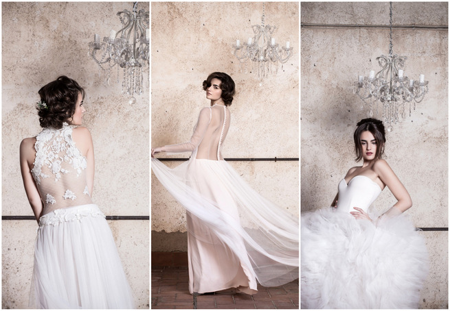Utterly Romantic Ramon Herrerias Wedding Dresses