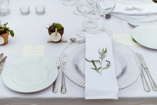 Succulent Garden Wedding Claire Thomson Photography