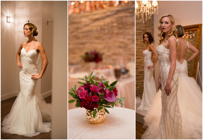Tales of the Jazz Age Launch Party at Kinsley James {Galia Lahav Haute Couture}