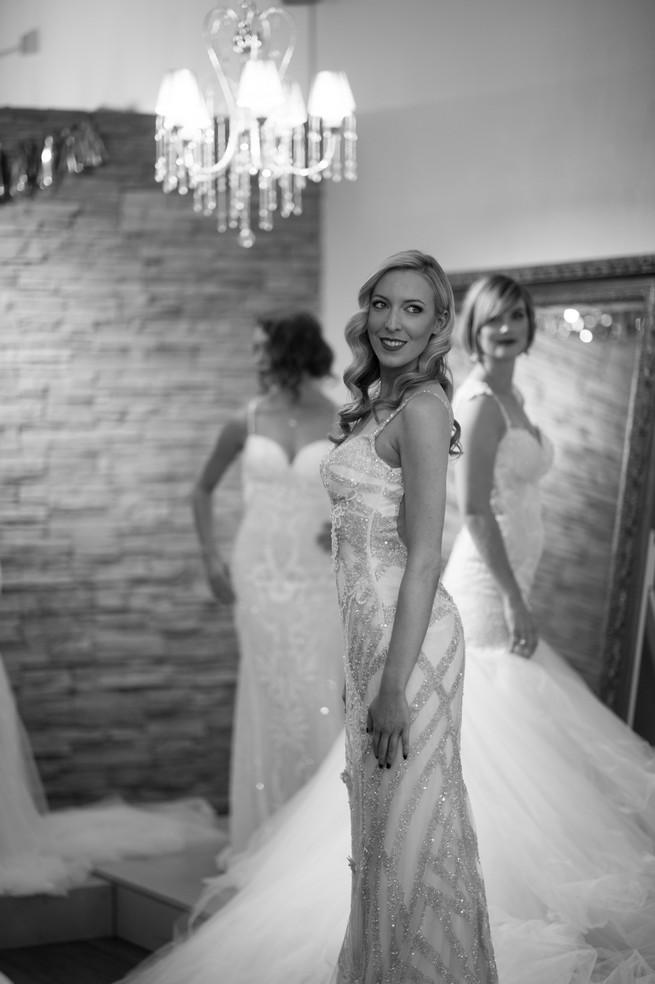 Galia Lahav Bridal Gowns at Kinsley James Bridal Boutique // Brian Macstay