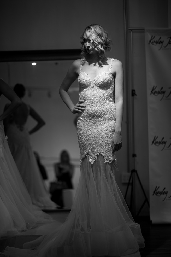 Galia Lahav Bridal Gowns at Kinsley James Bridal Boutique // Brian Macstay