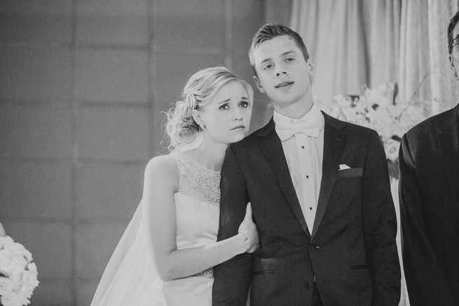 Glamorous Gatsby Inspired Wedding by Elyse Hall Photography