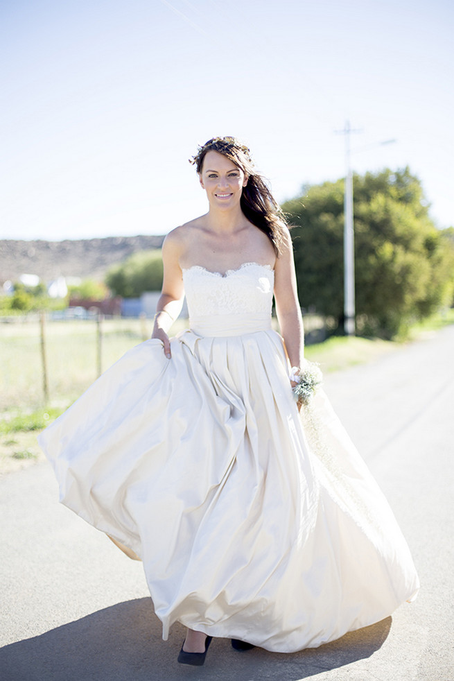 Organic Farm Style Karoo Wedding // christine Le Roux Photography