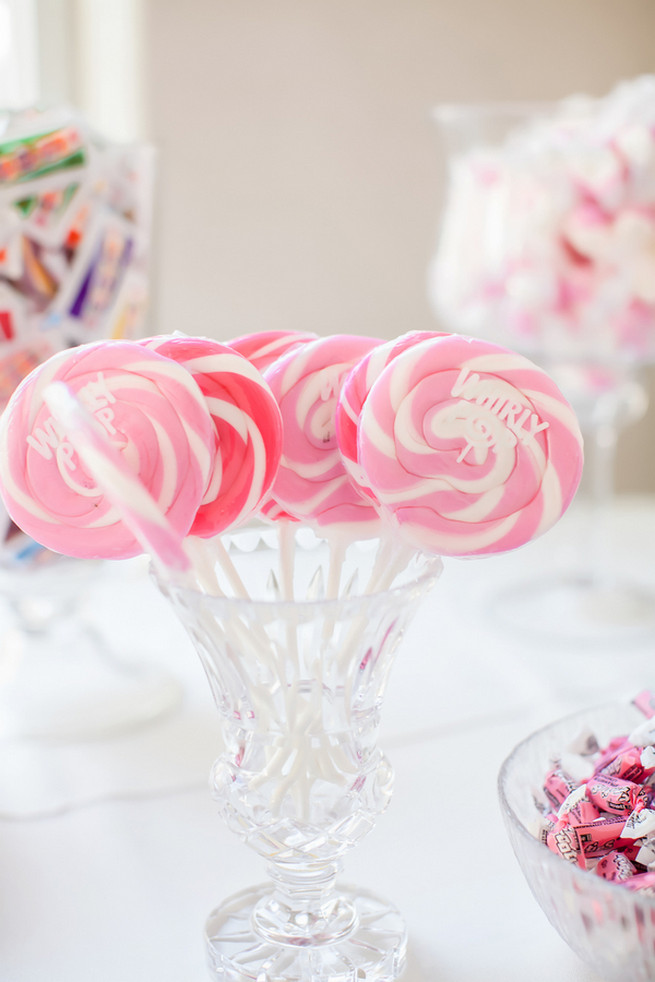 Pink Silver Wedding 94
