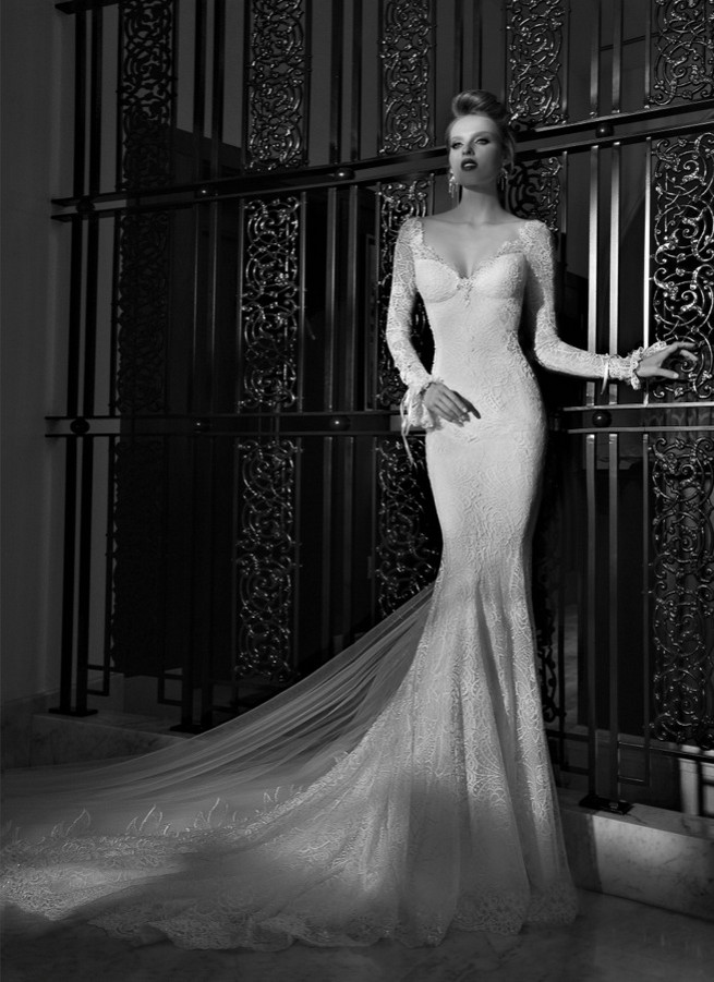 Sexy Wedding Dresses 2015 10