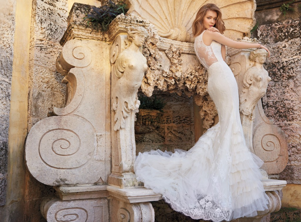 Romantic Tara Keely Wedding Dress