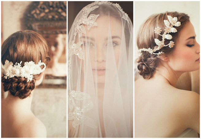 Wedding Hair Accessories Vintage