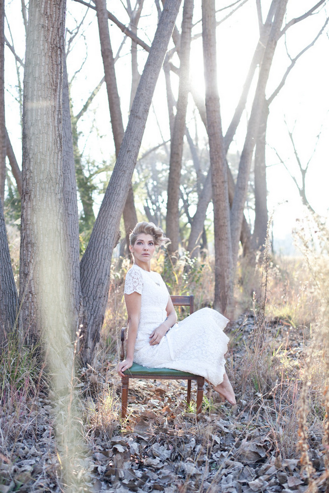 Wedding dresses by White Lilly Bridal / Photography by Page and Holmes