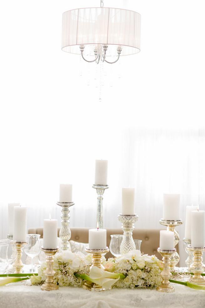 White Glamorous Wedding Ideas By Atmosphere Weddings Env Photography