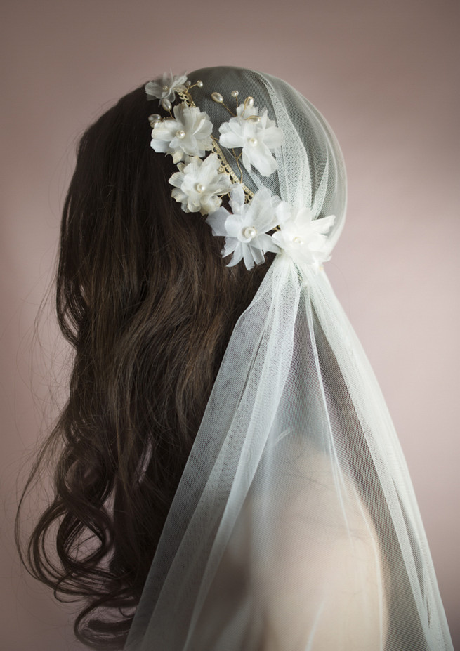 Blair Nadeau Handcrafted Bridal Headpieces