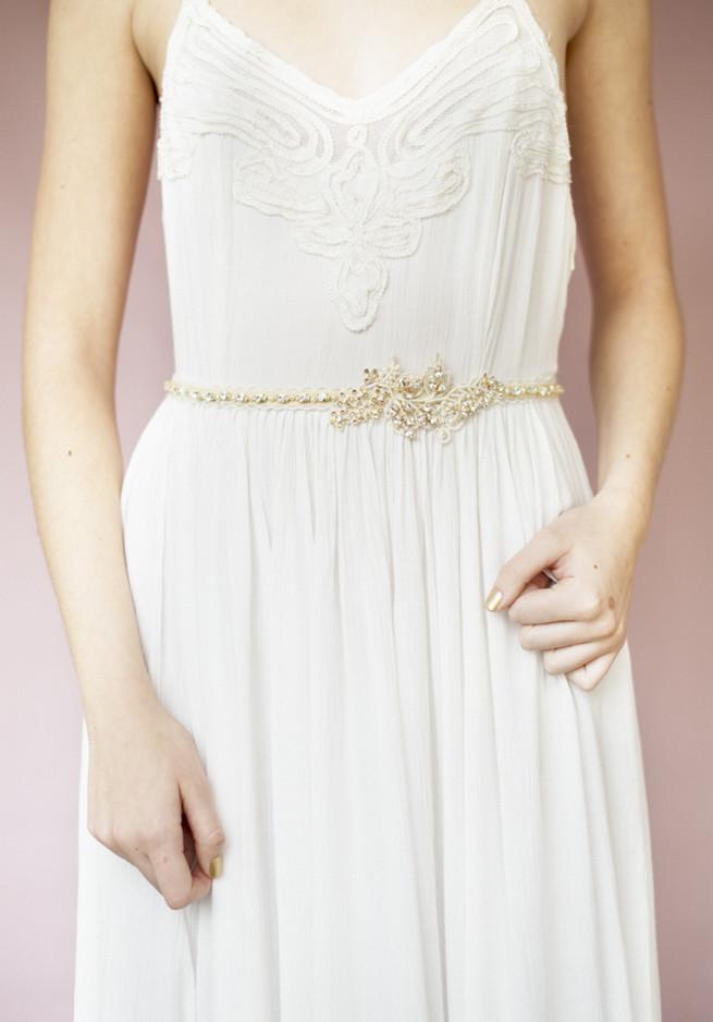 blair wedding dress