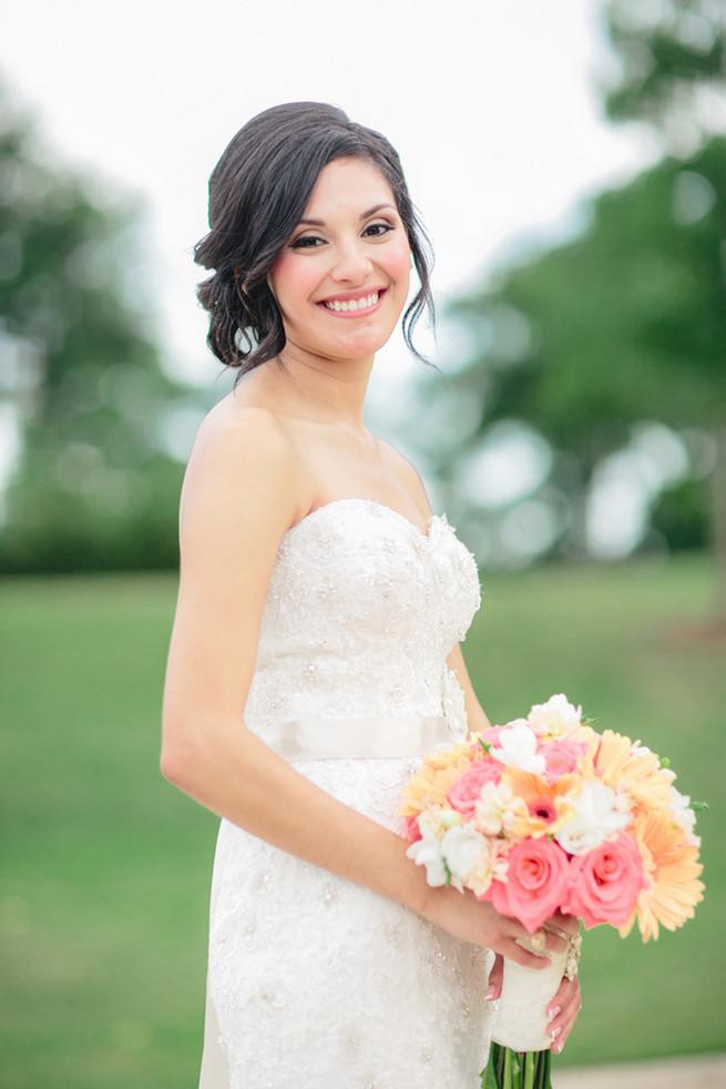 Coral gray wedding (70)
