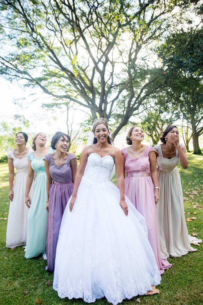 Oastel Wedding: DIY Pastel Wedding In Durban {Conway Photography}