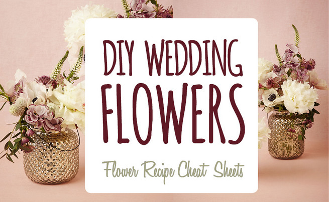 DIY Peony Wedding Flower Centerpiece Recipe