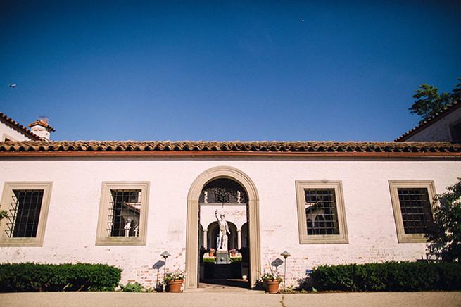 Villa Terrace Wedding Venue // Alyssa Kristin's Elegant Milwaukee Wedding Valo Photography