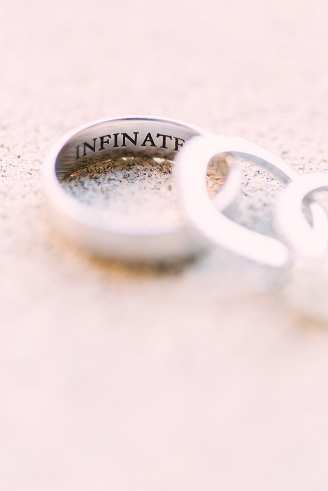 Engraved wedding rings // / Elegant Milwaukee Wedding Valo Photography
