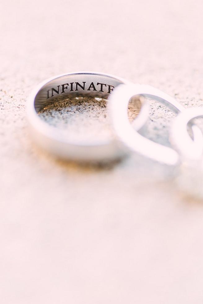Engraved wedding rings // / Elegant Milwaukee Wedding Valo Photography