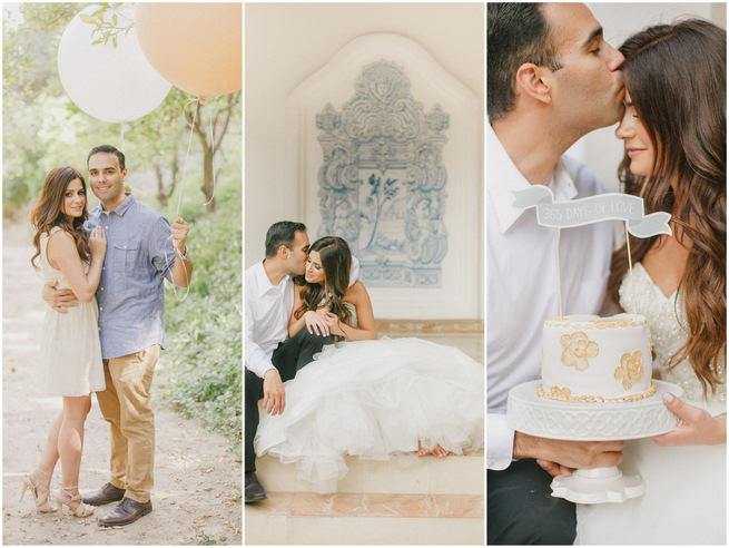 Fairy Tale Anniversary Photos {Kristen Booth Photography}