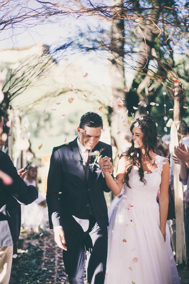 Grey White Farm Wedding, South Africa // Maryke Albertyn