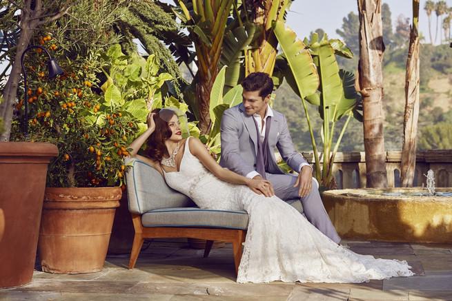 Old Hollywood Glam Wedding Dress (4)