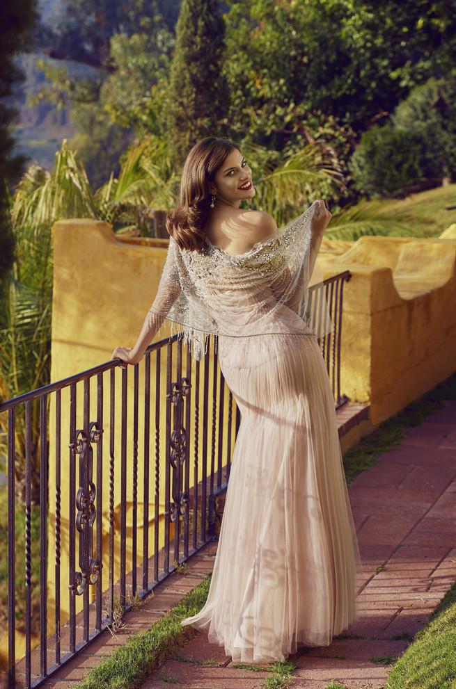 Vintage Hollywood Wedding Dresses