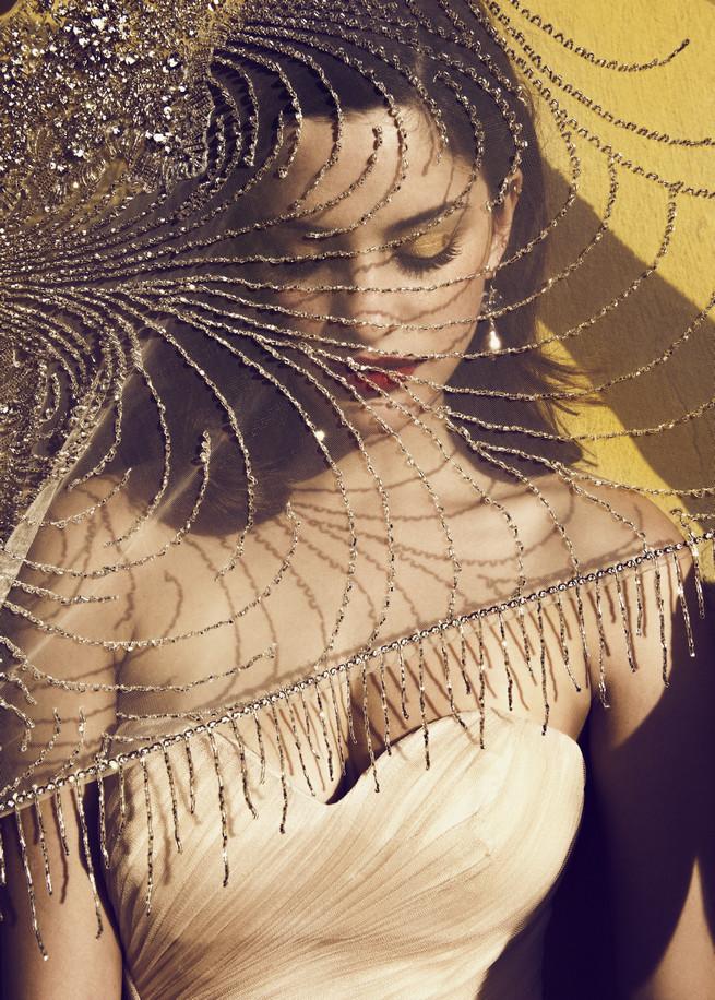 Old Hollywood Glam Wedding Dresses (6)