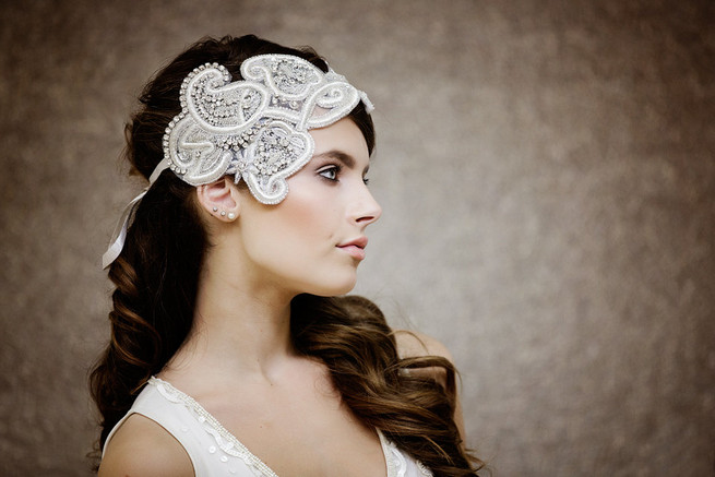Awe Inspiring 25 Most Romantic Vintage Inspired Bridal Headpieces For 2015 Hairstyles For Men Maxibearus