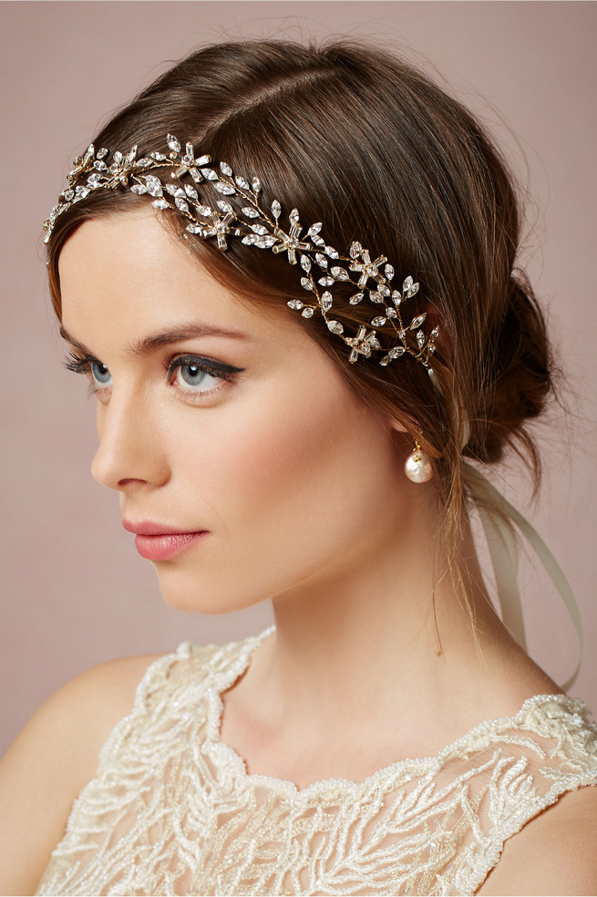 25 Most Vintage Inspired Bridal Headpieces
