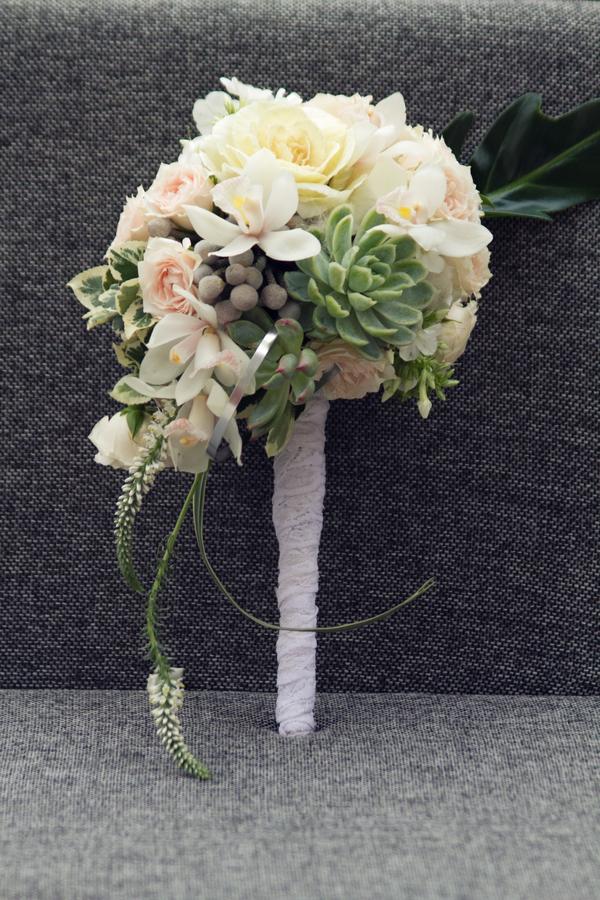 10 Most Ravishingly Rustic Wedding Bouquets