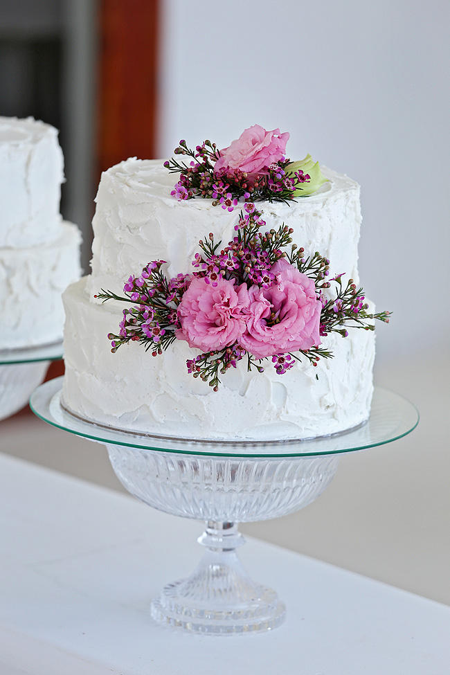 Cakes Pink And White