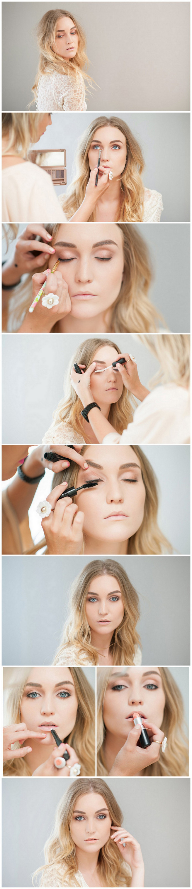 Flawless Face Make Up Turorial
