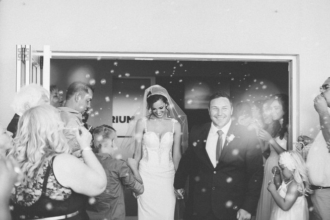 Chic, Romantic Cape Town City Wedding