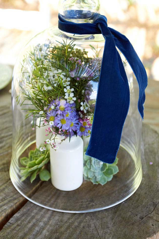 Eco Friendly Wedding Favor Ideas - Terrarium