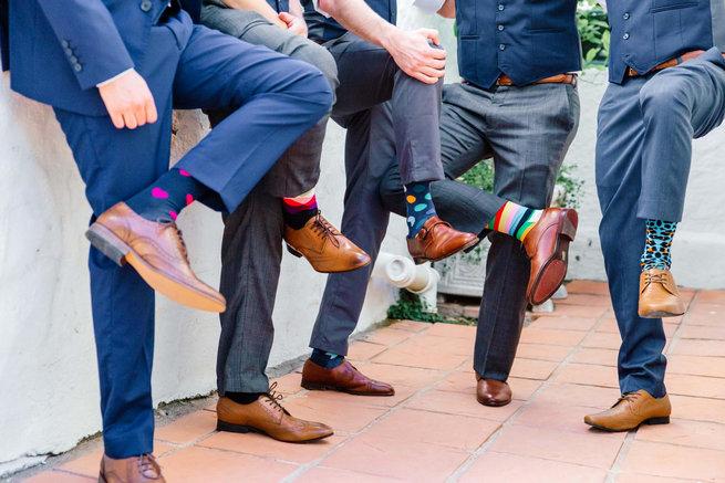 Stunning Wedding Socks For Groom Contemporary - Styles & Ideas 2018 ...