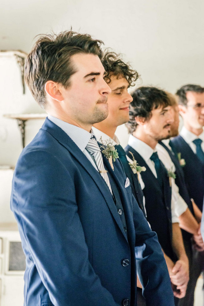 Langkloof Roses Wedding, Cape Town - Claire Thomson Photography