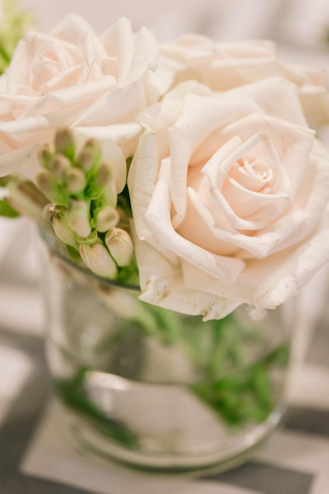 Cream rose // Langkloof Roses Wedding, Cape Town - Claire Thomson Photography