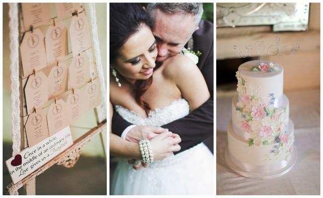 Magical Pastel Langverwagt Wedding {Justin Davis Photography}