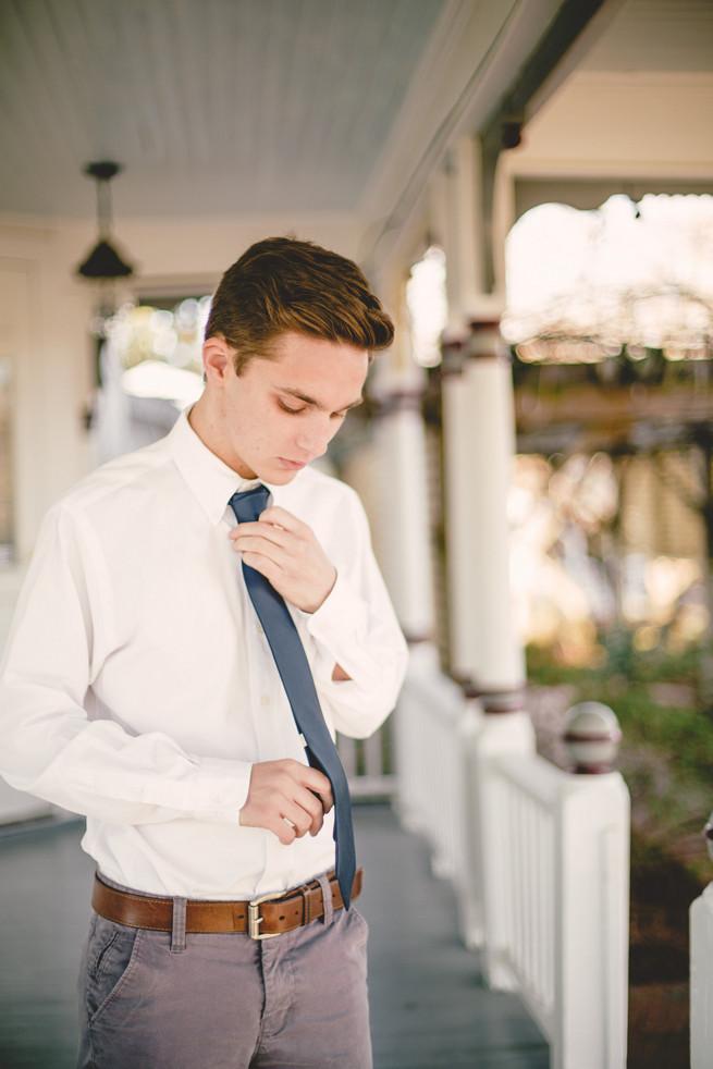 Gray tie  - RedboatPhotography.net