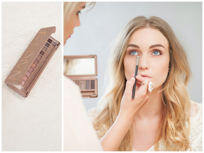 Soft, Romantic Wedding Make-Up Tutorial