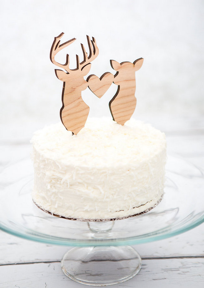 Fun Wedding Cake Toppers 12