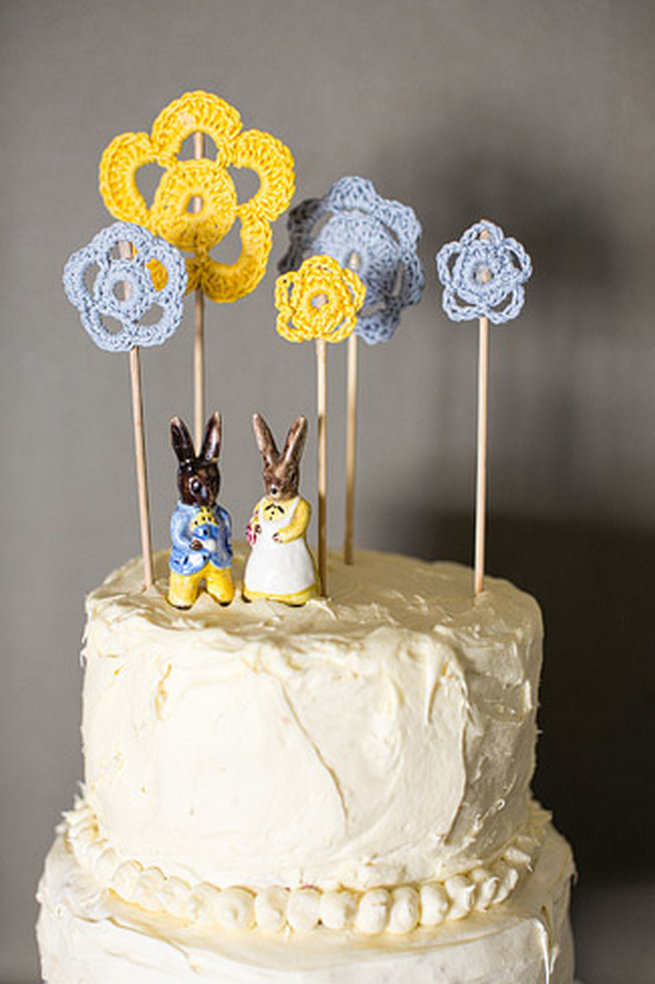 Fun Wedding Cake Toppers 20