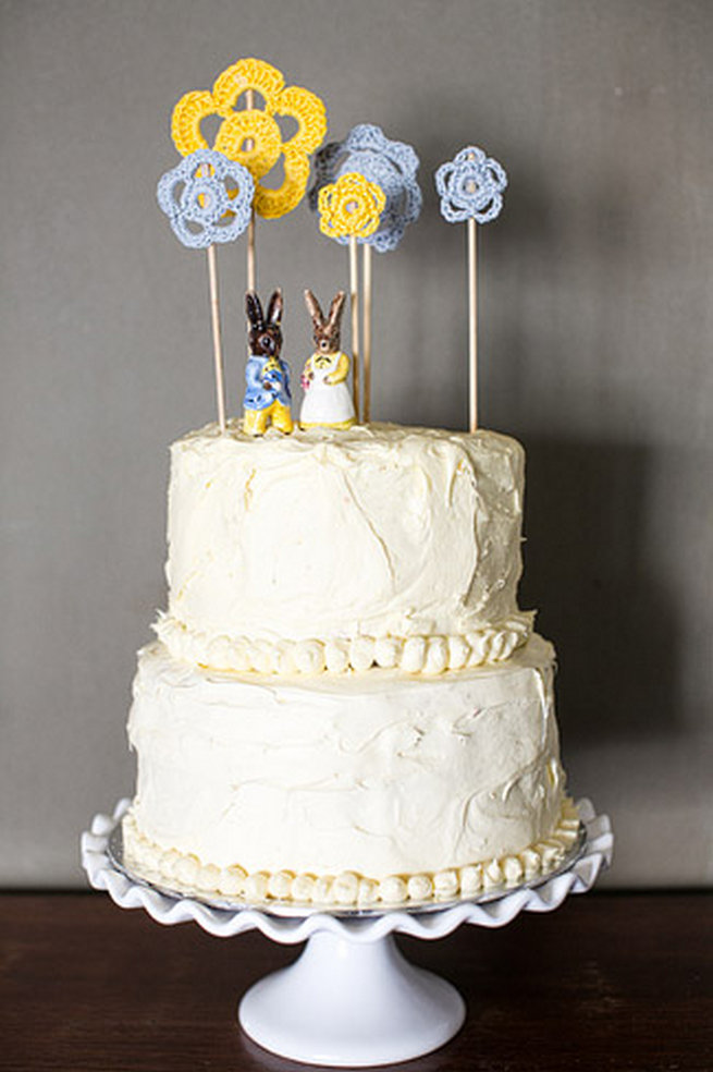 Fun Wedding Cake Toppers 21
